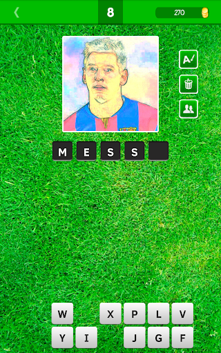 Угадай футболиста 2015! скачать на планшет Андроид