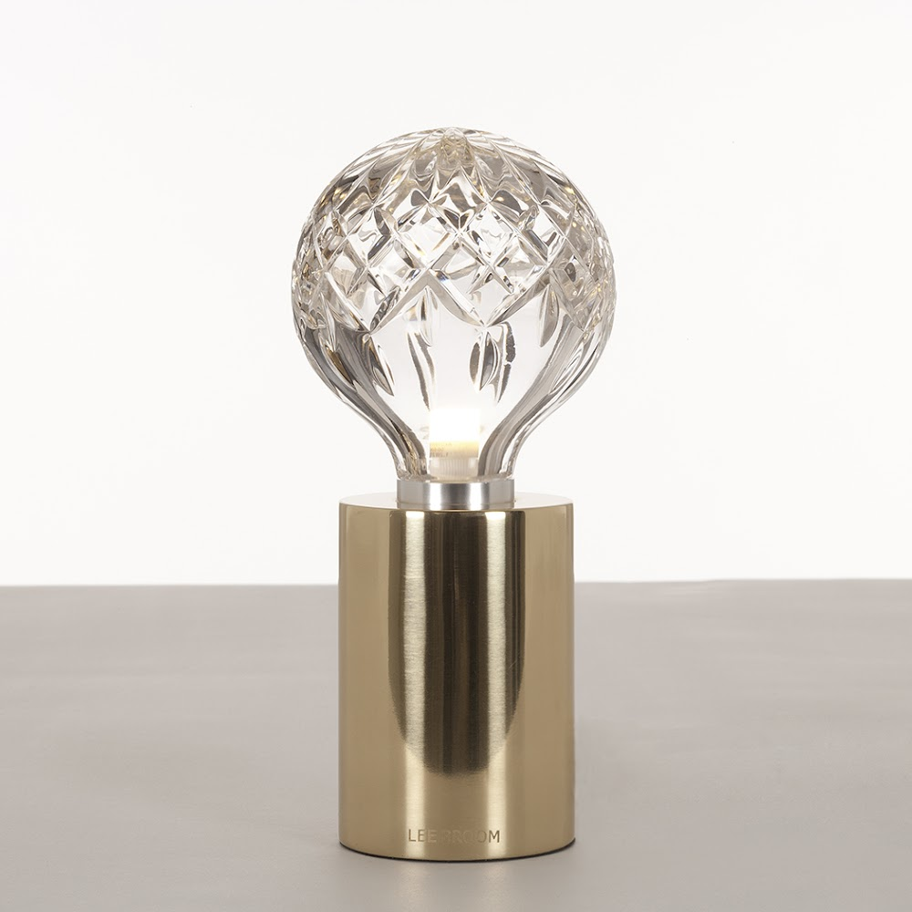 CRYSTAL BULB TABLE LIGHT | DESIGNER REPRODUCTION
