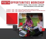 Youth Opportunities Workshop : BAT Centre