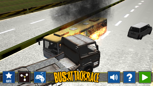 Bus Attack Race