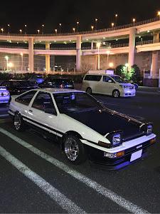スプリンタートレノ AE86 1986年式  GT-APEXのカスタム事例画像 🌸にゃんこたろう🐾さんの2018年12月08日19:01の投稿
