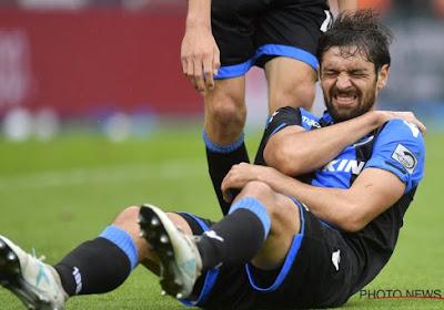 Hoeveel pech kan je hebben? Club Brugge-sterkhouder liep al zijn vierde blessure in één jaar tijd op