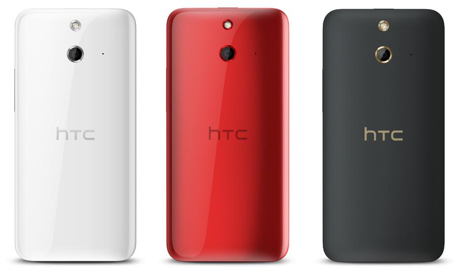 HTC One (E8) có sẵn nhiều màu sắc cho bạn thỏa sức lựa chọn