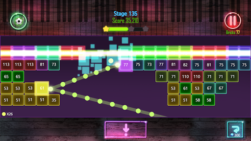 Bricks Breaker Melody apkmr screenshots 22