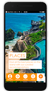 BLI Connect - Discover Bali- screenshot thumbnail