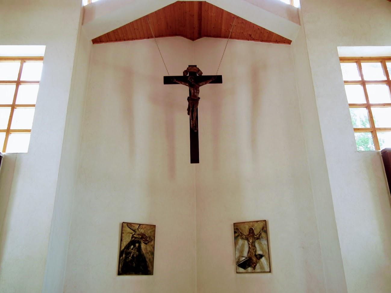 Dombóvár - Mária Isten Anyja kórházkápolna