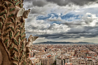 Photo: Barcelona City Scape