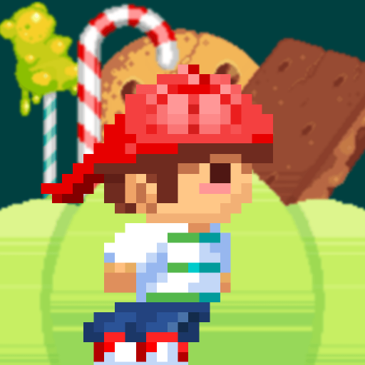 Candy Runner-Infinite Running Android APK Download Free By Bluroman Games.