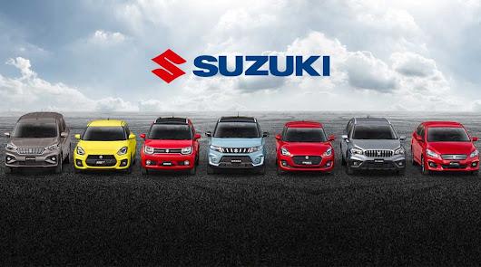 Grupo Playcar se prepara para las novedades 2021 de Suzuki