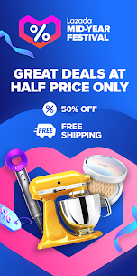 Lazada – Online Shopping & Deals 1