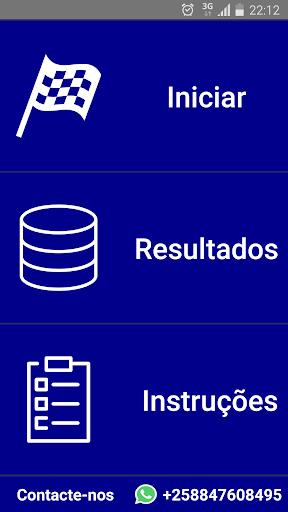 Mucuho: Exames de cu00f3digo (Mou00e7ambique) screenshots 1