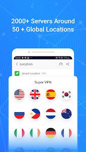 Super VPN (Premium):  Seguro e ilimitado 3