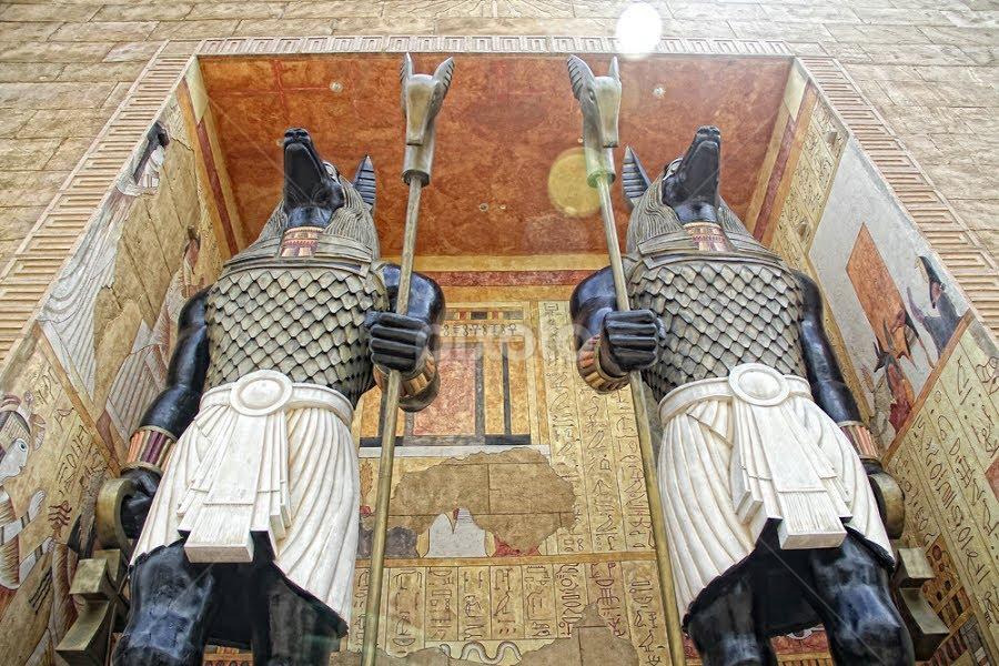 Pharaoh by Yoshida Fujiwara - Buildings & Architecture Statues & Monuments
