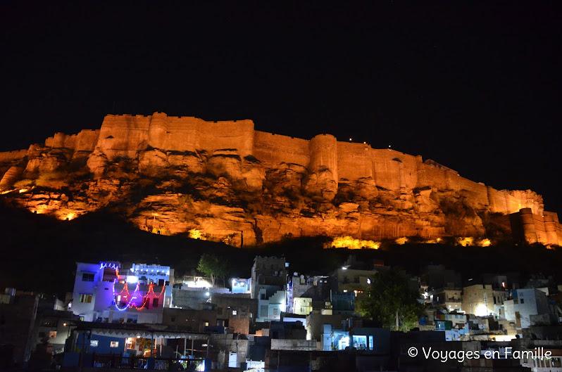 Jodhpur by night