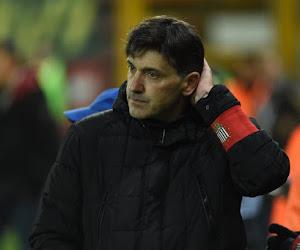 """Felice Mazzù est clair : """"Charleroi n'a pas le caractère pour viser les playoffs 1"""""""