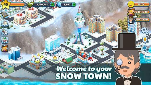Snow Town - Ice Village World: Winter City 1.1.2 Mod screenshots 2