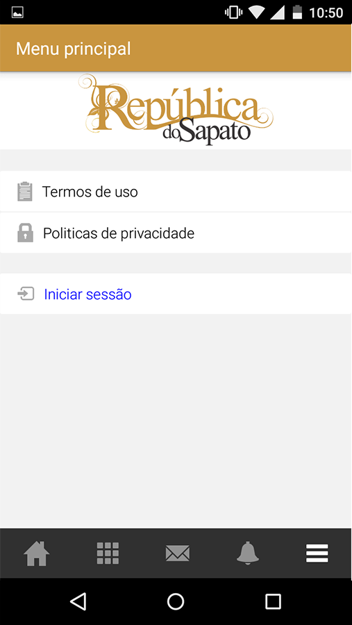 República do Sapato- screenshot