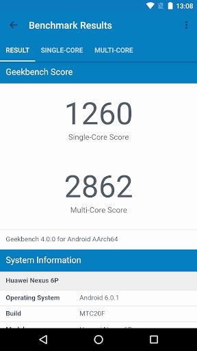 Geekbench 4  screenshots 3
