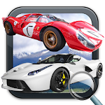 Find the differences on cars Icon