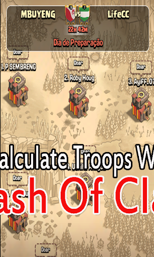 Calculator Clash Of Clans|玩書籍App免費|玩APPs