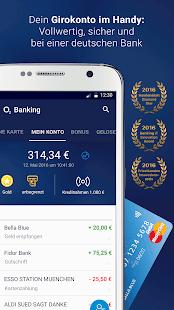 o2 banking online konto app android apps auf google play. Black Bedroom Furniture Sets. Home Design Ideas