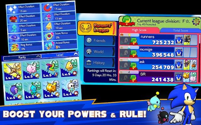 Sonic Runners v1.1.3