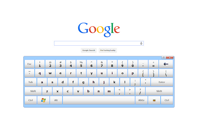 Comfort On-Screen Keyboard Pro Extension