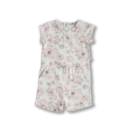 Rosetta - Printed jumpsuit for children