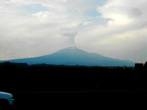Photo: pohled na Etnu