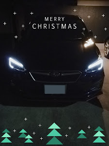 インプレッサ スポーツ GT6 のカスタム事例画像 ばめさんの2018年12月24日23:34の投稿