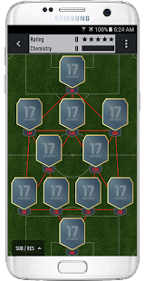 Game FUT 17 DRAFT by PacyBits APK for Windows Phone