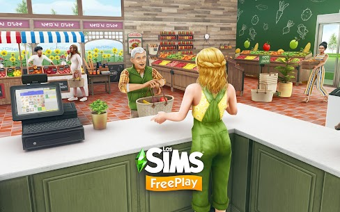 Los Sims™  FreePlay 1