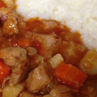 Savory Pork Stew