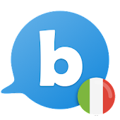 Learn to speak Italian with busuu Icon
