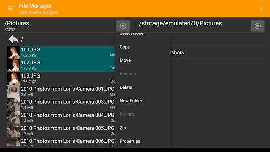 USB Media Explorer v8.4.6
