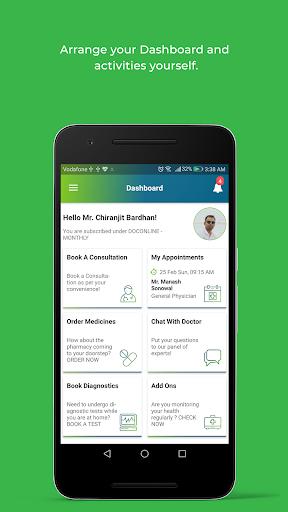 Download DocOnline - Online Doctor Consultation App 4.1.36 1