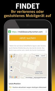Norton Antivirus & Sicherheit Screenshot