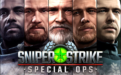 Sniper Strike : Special Ops- screenshot thumbnail