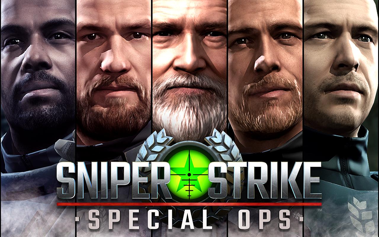 Sniper Strike : Special Ops (Unreleased)- screenshot