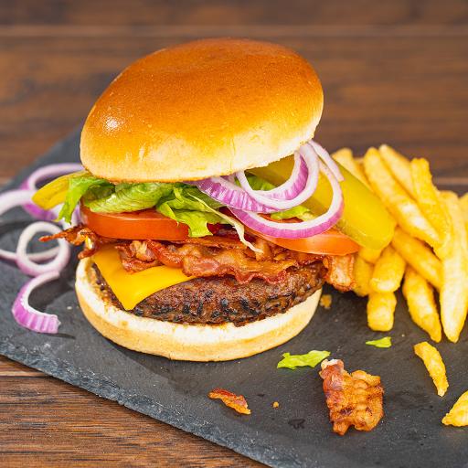 Banquet Burger Combo