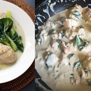 Ginataang Manok Recipe (Chicken Cooked in Coconut Milk)