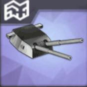 203mm連装砲T3