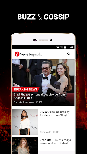 News Republic: News & Buzz screenshot 3