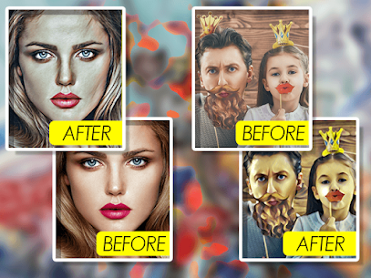 Nature photo frames dual: Photo editor & filters Apk Download For Android 6