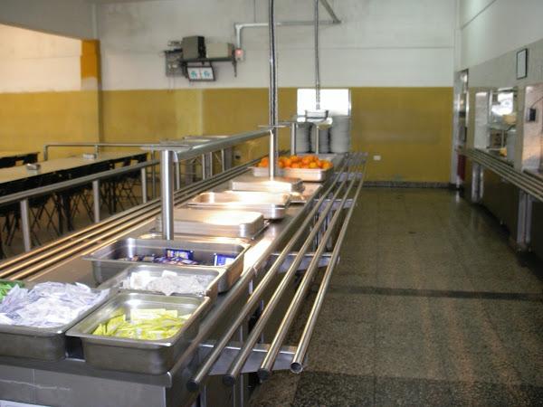 Diseño de Cocinas Industriales - Comedores de empresa