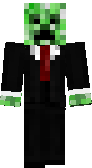Creeper in a Suit | Nova Skin