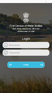 First Census of Water Bodies Mobile App 2
