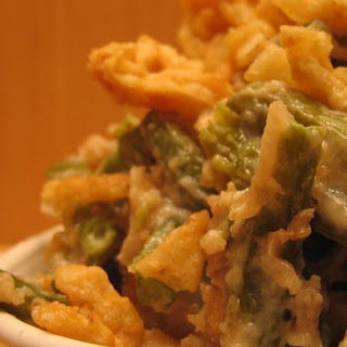 Green Bean Casserole With Cheese And Sour Cream Recipes
