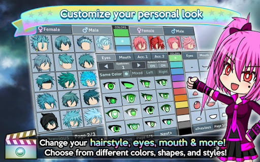 Gacha Studio (Anime Dress Up) 2.0.3 screenshots 4