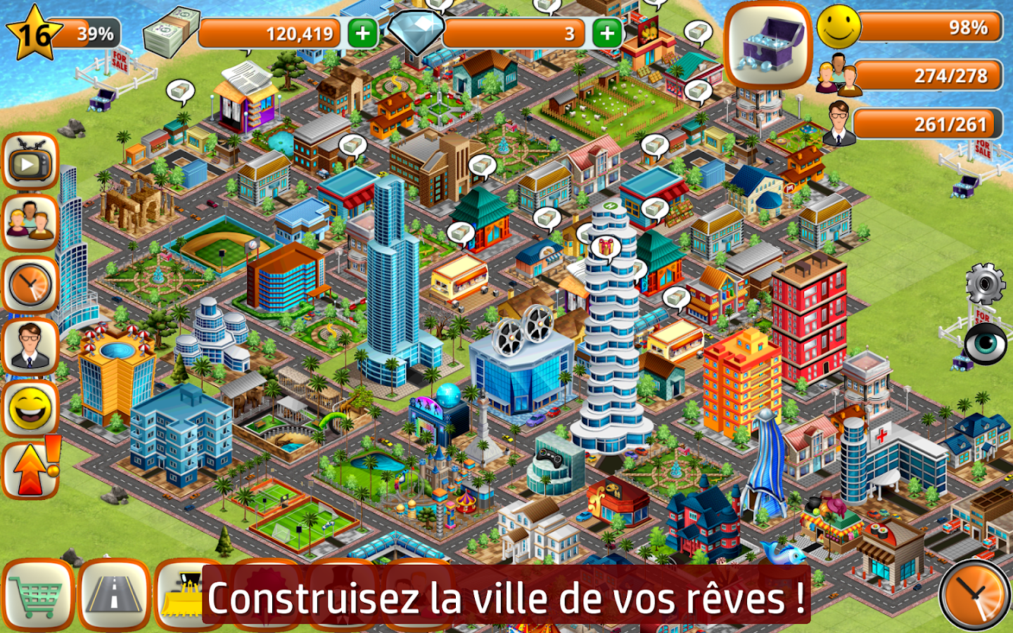 Pc Sim City Style Games For Kids